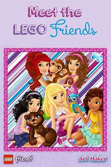 meet the lego friends characters mykidsguide lego