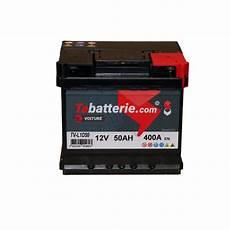batterie voiture 50ah batterie tabatterie voiture tv l1d50 12v 50ah 400a