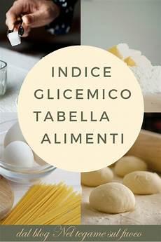 alimenti con basso indice glicemico tabella indice glicemico tabella alimenti cibo per diabetici