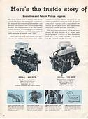 Chevrolet 235 & 261 Engine Diagram SWEngines