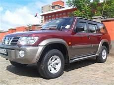 4x4 nissan occasion occasion de 4x4 nissan patrol y61 an 2004 auto moto annonce malgache