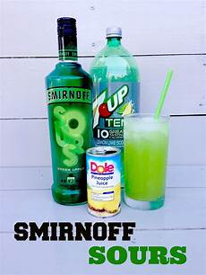 smirnoff sours green apple vodka recipe follow for more