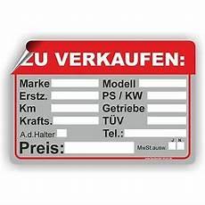 auto zu verkaufen pkw kfz ps kw marke modell t 220 v aufkleber