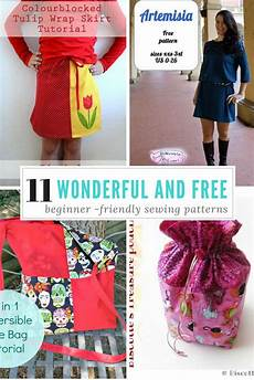 free sewing patterns for beginners 11 wonderful free beginner sewing patterns free sewing sewing patterns and bags