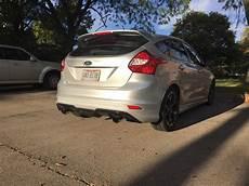 Ford Focus Forum - dual exhaust tips ford focus forum ford focus st forum