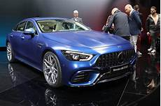 2019 mercedes amg gt 4 door coupe look motor trend