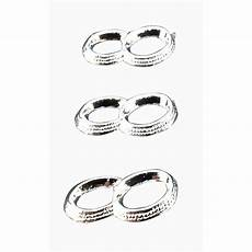 24 silver color capias charms for wedding shower favors wedding rings ebay