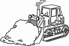 bulldozer drawing at getdrawings free