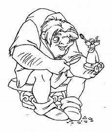 Quasimodo Malvorlagen 30 Besten Hunchback Of Notre Dame Bilder Auf
