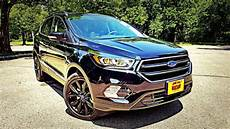 ford titanium 2017 ford escape titanium review