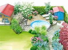 Wellness Oase Im Garten Garten Garten Ideen Und