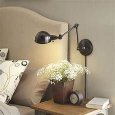 wall mounted light bedside curl up with a good book or highlight a pretty bedside vignette with a wall mounted l wall