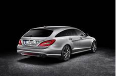 mercedes cls kombi new mercedes cls shooting brake pictures and details