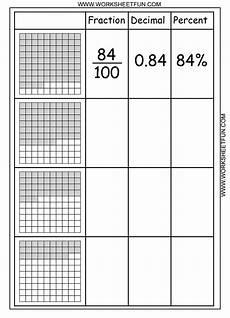 fraction place value worksheets 4146 convert between percents fractions and decimals 8 worksheets math school math worksheets