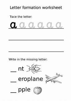 letter formation worksheets year 2 23407 letter a lowercase formation worksheet free printable puzzle