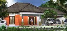 Gambar 3 Dimensi Rumah Tinggal Dengan Konsep