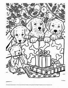Ausmalbilder Weihnachten Tiere Coloring Book For Animal