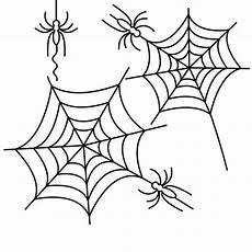 Malvorlagen Spinnennetz Ausmalbilder Zenideen