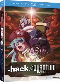 hack blu hack quantum complete ova series blu ray dvd