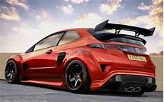 2016 Honda Civic Type R Look