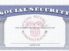 make a social security card template sand lake town library 187 archive 187 the most of