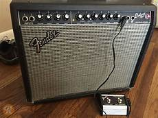 Fender Deluxe 90 2 Channel 90 Watt 1x12 Quot Solid State Reverb