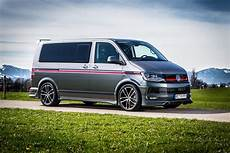 Vw T6 Tuning - abt s vw t6 special blows the candles on two cakes carscoops