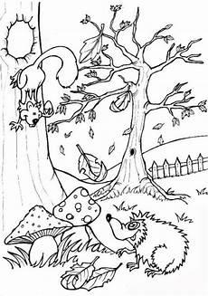 Herbst Ausmalbilder Kinder Herbst Ausmalbilder Zum Ausdrucken Malvorlagentv