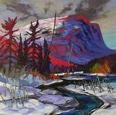for 234 t bor 233 ale centennaire tremblant collection 26 art canadian painters canadian artists