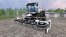 Claas Jaguar 870 Black Edition For Farming Simulator 2015