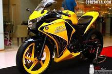 Variasi R by Gambar Modifikasi Motor Variasi Modif New Honda Cbr250r
