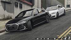 2018 Audi A8 W12 D5 Add On Gta5 Mods