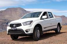 2011 Ssangyong Actyon Sports Pictures Information And