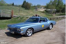 your ride 1972 buick riviera cop car