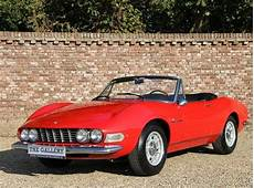 1967 fiat dino spider classic italian cars for sale