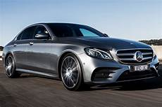 2018 Mercedes E Class Updated With New Performance Model