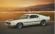 Ford Mustang Classic Wallpaper Hd
