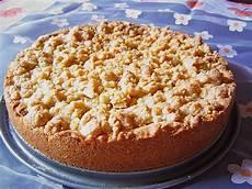 Apfelblechkuchen Mit Streusel - apfelkuchen mit streuseln ohne ei moggelle chefkoch de