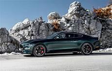 2018 Ford Mustang Bullitt Special Edition Confirmed For