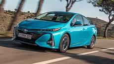 Toyota Prius In Hybrid Review Car Magazine