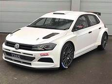 Thx Racing A Pris Livraison De Sa Vw Polo Gti R5