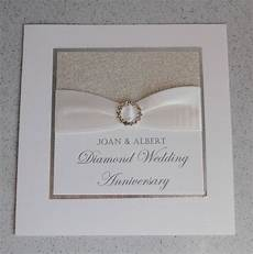 Einladungskarten Diamantene Hochzeit - paper cards wedding anniversary invitations
