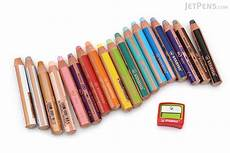 stabilo woody 3 in 1 colored pencil 18 color set with
