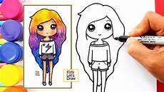 Aprende A Dibujar Y Pintar Una Mu 209 Eca Tumblr Con Acuarelas