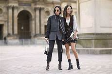 street style at louis vuitton aw17 mindfood style