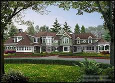 new england shingle style house plans craftsman shingle luxury house plans home design cd