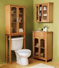 Bathroom Space Saver Oak by Bamboo Bathroom Spacesaver Collection