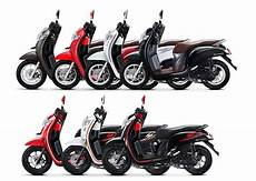 Variasi Motor Scoopy 2019 by Til Dengan Warna Baru New Honda Scoopy 2019 Kini Lebih