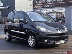 peugeot 1007 sporty peugeot 1007 1 6 16v 110 sporty pack 2 tronic occasion montbeliard pas cher voiture occasion