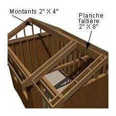 construire cabanon construire une remise de jardin cabanon backyard sheds